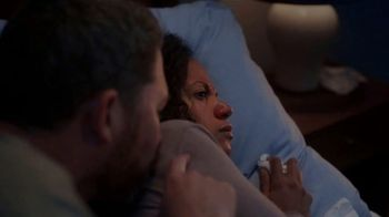 Vicks NyQuil Severe Honey TV Spot, 'Soothing'
