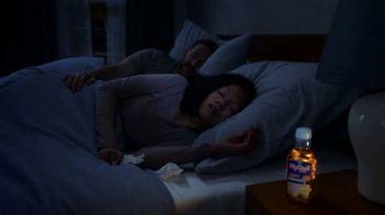 Vicks NyQuil Severe Honey TV Spot, 'Soothing' - Thumbnail 6