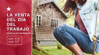 Macy's Venta del Día del Trabajo TV Spot, 'Sábanas, camisas y faldas' [Spanish] - Thumbnail 1