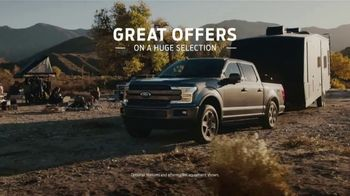 Ford Summer Sales Event TV Spot, 'Ford Promise: Grab the Family' Song by Kygo, Whitney Houston [T2] - Thumbnail 3