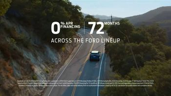 Ford Summer Sales Event TV Spot, 'Ford Promise: Grab the Family' Song by Kygo, Whitney Houston [T2] - Thumbnail 4