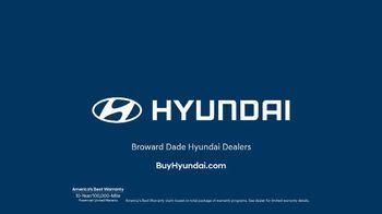 Hyundai South Florida Summer Clearance Sale TV Spot, 'Get Huge Savings' [T2] - Thumbnail 7