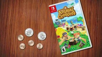 GameFly.com TV Spot, 'Spare Change: Animal Crossing: New Horizons' - Thumbnail 1