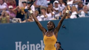 Nike TV Spot, 'You Can't Stop Sisters' Featuring Venus Williams, Serena Williams - Thumbnail 4