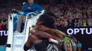 Nike TV Spot, 'You Can't Stop Sisters' Featuring Venus Williams, Serena Williams - Thumbnail 8