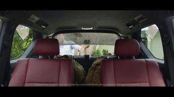 Lexus Golden Opportunity Sales Event TV Spot, 'Versatility' [T2] - Thumbnail 4