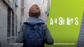 Quest Direct TV Spot, 'What's Your Body Saying?' - Thumbnail 4