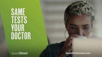 Quest Direct TV Spot, 'What's Your Body Saying?' - Thumbnail 5
