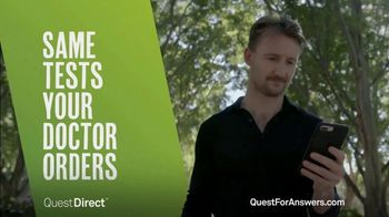 Quest Direct TV Spot, 'What's Your Body Saying?' - Thumbnail 6