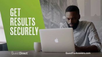 Quest Direct TV Spot, 'What's Your Body Saying?' - Thumbnail 8