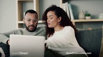 Quest Direct TV Spot, 'What's Your Body Saying?' - Thumbnail 9