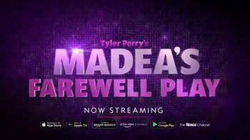 BET+ TV Spot, 'Tyler Perry's Madea's Farewell Play' - Thumbnail 9