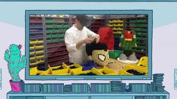 DC Kids FanDome TV Spot, 'Enter the World of Teen Titans' - Thumbnail 5