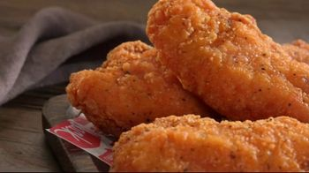 Jack in the Box Spicy Chicken Strips Combo TV Spot, 'A Little Birdie Told Me: $4.99' - Thumbnail 1