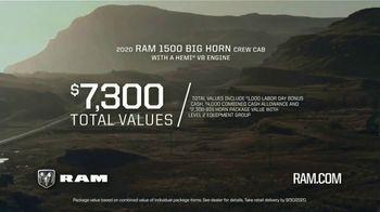 Ram Trucks Labor Day Sales Event TV Spot, 'Shift' [T2] - Thumbnail 8