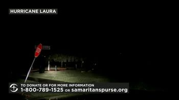 Samaritan's Purse TV Spot, 'Hurricane Laura'