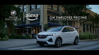 Buick Encore GX TV Spot, 'New Alexa' Song by Matt & Kim [T1] - Thumbnail 9