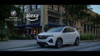 Buick Encore GX TV Spot, 'New Alexa' Song by Matt & Kim [T1] - Thumbnail 7