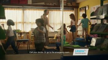 Linzess TV Spot, 'Yes: Normal: Fitness Class' - Thumbnail 7