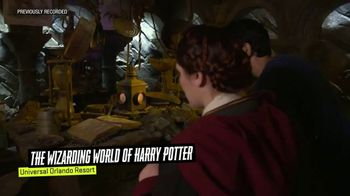 The Wizarding World of Harry Potter TV Spot, 'Hagrid's Magical Creatures Motorbike Adventure: Half-Giant Host' - Thumbnail 3