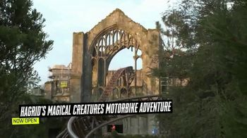 The Wizarding World of Harry Potter TV Spot, 'Hagrid's Magical Creatures Motorbike Adventure: Half-Giant Host' - Thumbnail 6