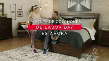 Ashley HomeStore Venta de Colchones de Labor Day TV Spot, 'Es ahora' [Spanish] - Thumbnail 2