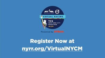 New York Road Runners TV Spot, '2020 TCS Marathon' - Thumbnail 1