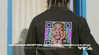 Burger King TV Spot, '2020 MTV Video Music Awards: Red Carpet Secrets' Featuring Lil Yachty - Thumbnail 7