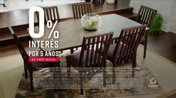Ashley HomeStore Venta de Labor Day TV Spot, '25% de descuento' [Spanish] - Thumbnail 4