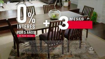 Ashley HomeStore Venta de Labor Day TV Spot, '25% de descuento' [Spanish] - Thumbnail 5
