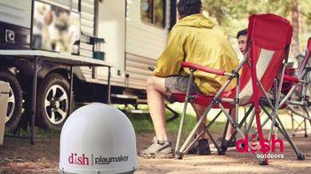 Dish Outdoors TV Spot, 'Travel Season' Featuring Debbe Dunning