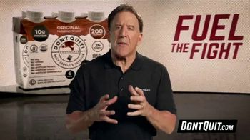 Don't Quit! TV Spot, 'New Daily Nutrition Shake' Featuring Jake Steinfeld