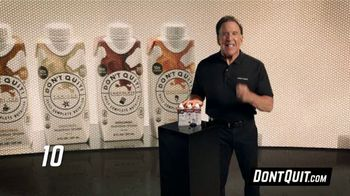 Don't Quit! TV Spot, 'New Daily Nutrition Shake' Featuring Jake Steinfeld - Thumbnail 6