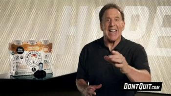 Don't Quit! TV Spot, 'New Daily Nutrition Shake' Featuring Jake Steinfeld - Thumbnail 8