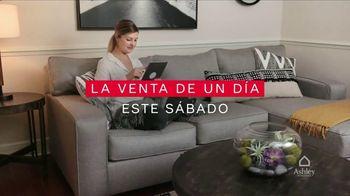 Ashley HomeStore Venta de Un Día TV Spot, 'Salas limpias y desinfectadas' [Spanish] - Thumbnail 6