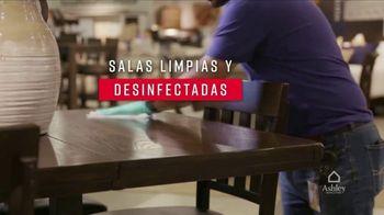 Ashley HomeStore Venta de Un Día TV Spot, 'Salas limpias y desinfectadas' [Spanish] - Thumbnail 3