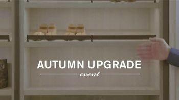 California Closets Autumn Upgrade Event TV Spot, 'Reorganizing' - Thumbnail 4