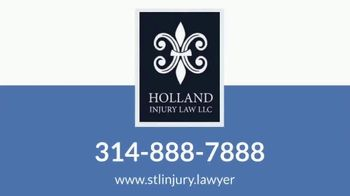 Holland Injury Law TV Spot, 'The Big Questions After an Accident' - Thumbnail 9