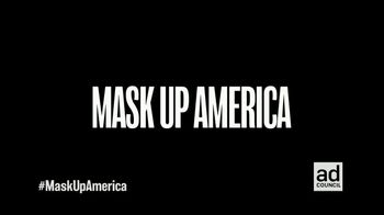 Ad Council TV Spot, 'Mask Up America: You Showed Up' Song by Jon Batiste - Thumbnail 10