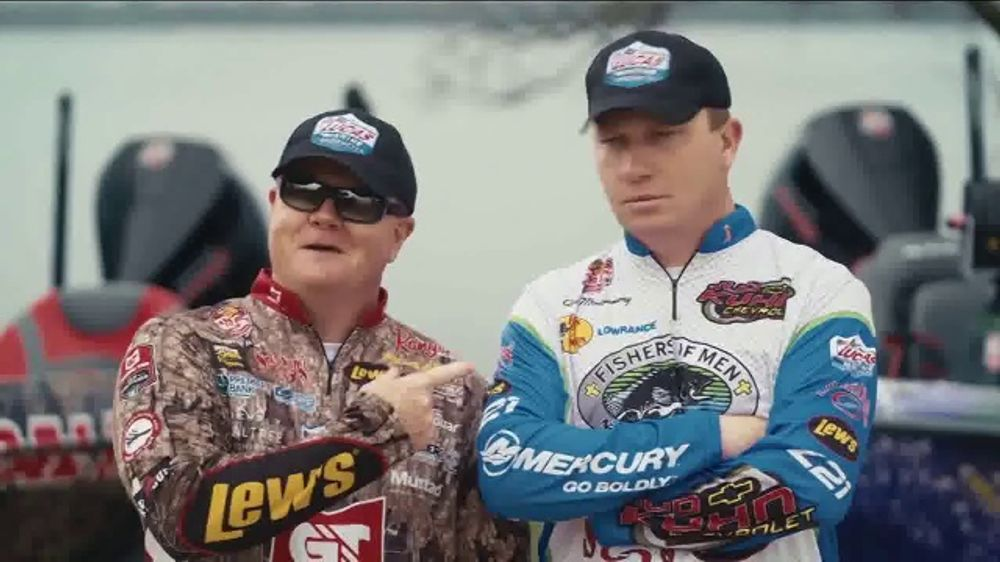 Lucas Marine Products TV Commercial, 'Surely We Got One' Featuring Andy Montgomery, Mark Rose