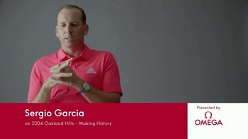 OMEGA TV Spot, 'Ryder Cup Great Moments in Time: Oakland Hills' Featuring Sergio Garcia - Thumbnail 2