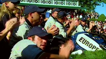 OMEGA TV Spot, 'Ryder Cup Great Moments in Time: Oakland Hills' Featuring Sergio Garcia - Thumbnail 4