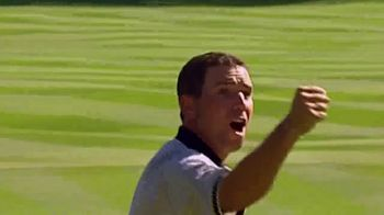 OMEGA TV Spot, 'Ryder Cup Great Moments in Time: Oakland Hills' Featuring Sergio Garcia - Thumbnail 5