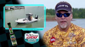 Lucas Marine Products Safeguard Ethanol Fuel Conditioner TV Spot, 'Favorite' Featuring Mark Davis