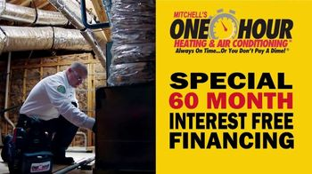 One Hour Heating & Air Conditioning TV Spot, 'Uncertain Times: Special Financing' - Thumbnail 5