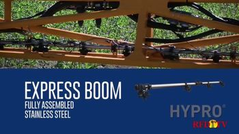 Pentair Hypro Express Boom TV Spot, 'Don't Wait Another Season' - Thumbnail 2
