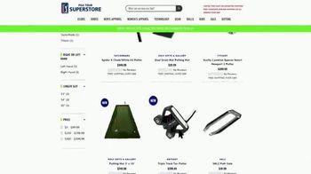 PGA TOUR Superstore TV Spot, 'Down Time' - Thumbnail 6