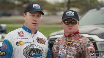 Lucas Oil TV Spot, \'Truck Engine\' Featuring Andy Montgomery, Mark Rose