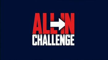 Fanatics.com All In Challenge TV Spot, 'We Accept' Song by Omega Red, Ft. Peyton Manning, Tom Brady - Thumbnail 2