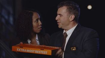 Little Caesars Pizza TV Spot, 'Ion Television: Detectives Delivery' - Thumbnail 7